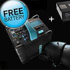 Free battery | Bron Move 1200L