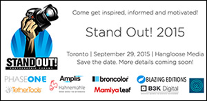 Stand Out 2015