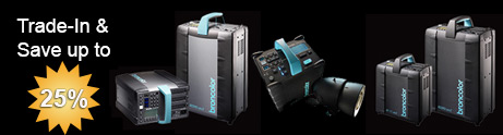 Broncolor Trade in & save up to 25%