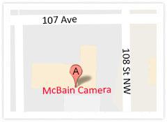 Buy or Rent bron products at McBain Camera